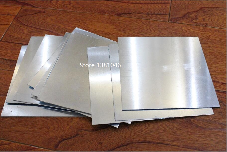 Size 150*150*1mm Aluminum Panel Plate Metal Board 1060 Aluminium Sheet For Craft DIY 1/5/10pcs You Choose Quantity