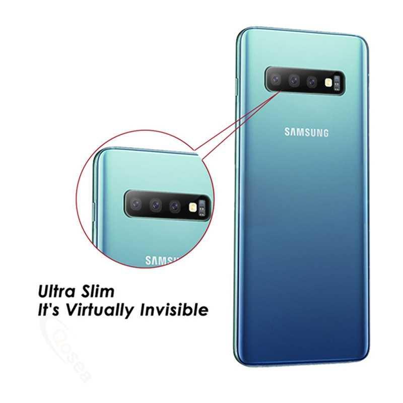 Câmera len filme para samsung galaxy a30 a50 s10 m30 m20 m10 s10 plus s10e protetor de tela da câmera para samsung a9 2018 a9s