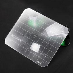 Super Bright 2 in 1 4x5 Ground Glass Fresnel Focusing Screen Toyo Wista Horseman