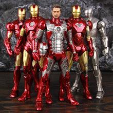 Marvel Iron Man MK2 MK3 MK4 MK5 MK6 7
