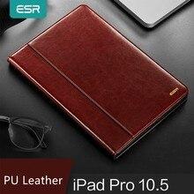 Étui ESR pour iPad Pro 10.5/11 housse de luxe en cuir pour iPad Pro 11 2019