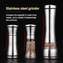 Condiment-Container Shakers Salt Pulverizer Spice-Jar Food-Grinder Grain-Mill Pepper