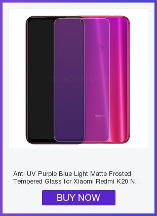 Matowy matowe szkło hartowane dla Xiaomi Redmi 7 6 6A Pro 5 5A Plus 4X Redmi Note 7 6 5 Pro 4 anti-Fingerprint ochraniacz ekranu 4