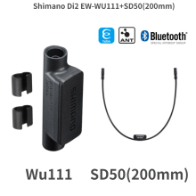 Shimano Dura Ace Ultegra EW-WU111 Di2 Wireless Data Zender Unit EW-SD50 E-Buis WU111 SD50 200Mm