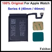 Li-Ion-Battery Watch-Series Apple 4-40mm/44mm-Replacement 100%Original Faishao with Adhesive-Tape