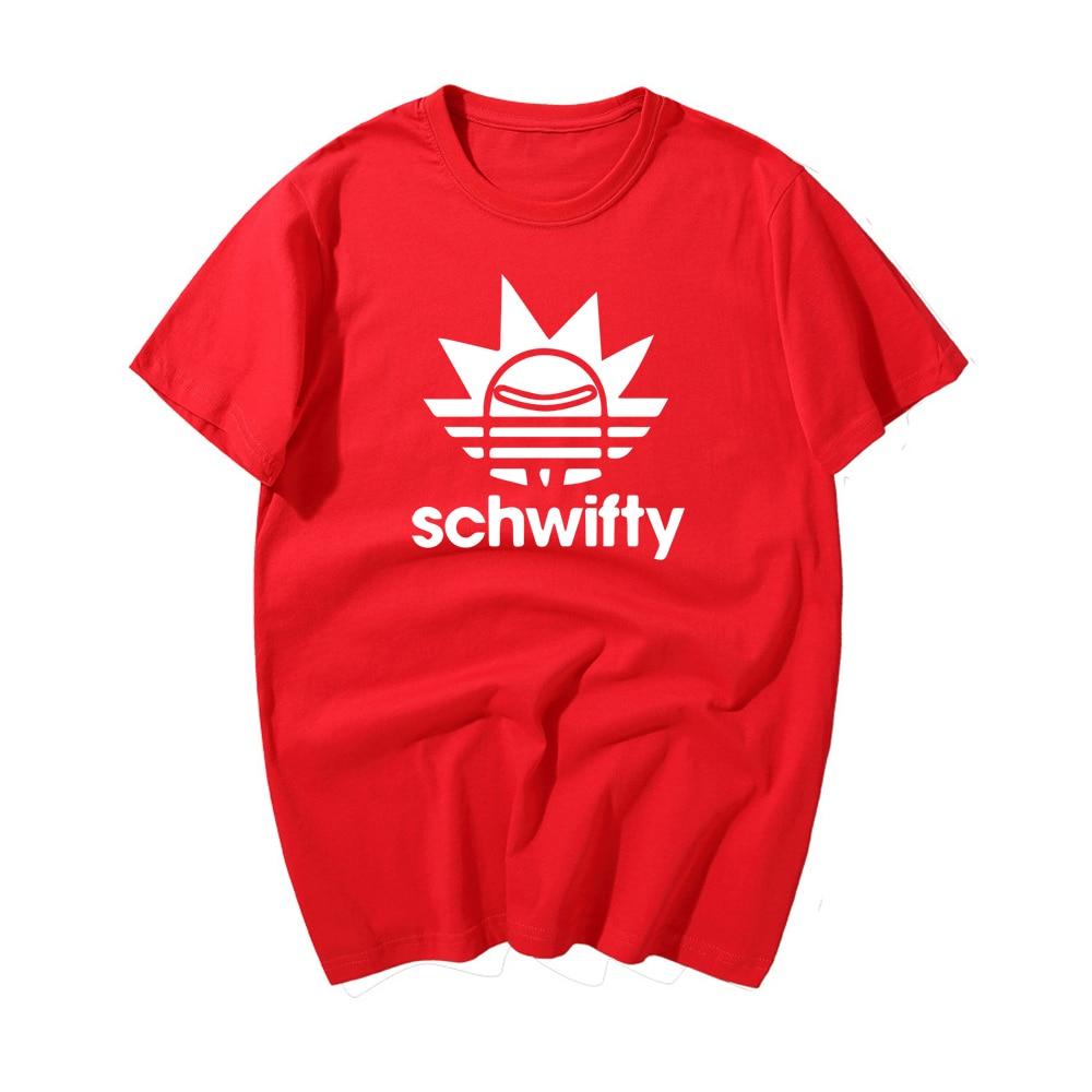 Rick Morty Hiphop T-shirts