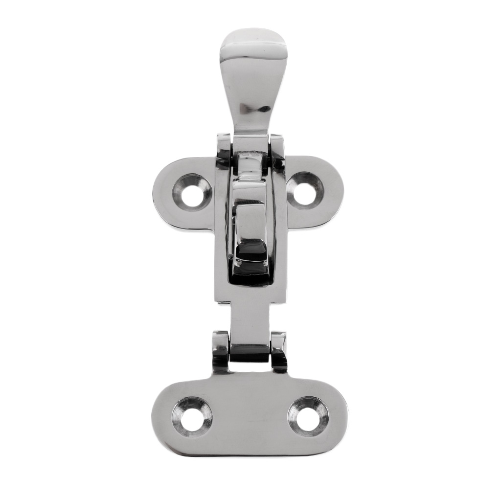 316 Stainless Steel Boat Anti-Rattle Latches Hold Down Clamp 11 x 5cm