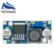 Módulo regulador de fuente de alimentación LM2596 DC-DC, alta calidad, 4V-35V, salida 1,23 V-30V, reductor ajustable, 10 Uds.