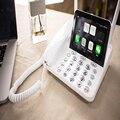 Умный беспроводной стационарный телефон 4G LTE Android OS P1 интернационный язык и приложения пульт дистанционного управления Смартфон