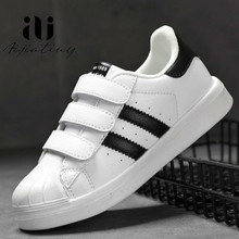 Kids Shoes Casual Child Sneakers Fashion Children Styles Shell Head Sho
