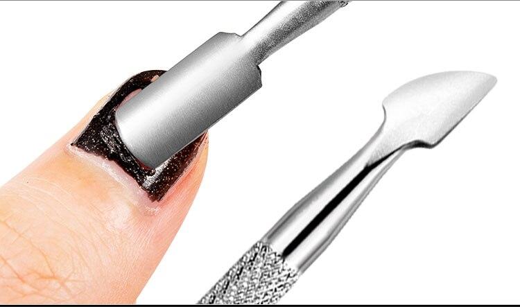 Kit Impulso de Pele Morta Cuticle Pusher