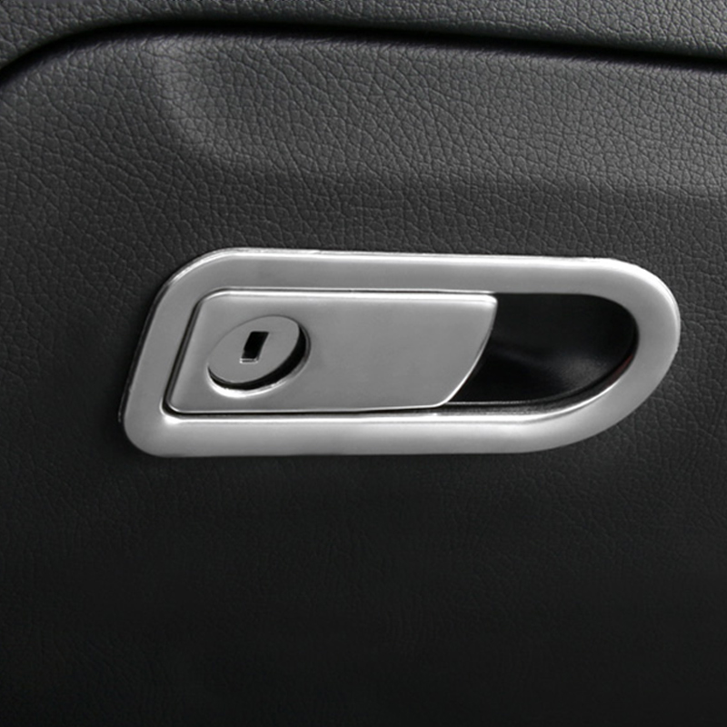 Glove box molding For Mercedes w205 amg/ interior trim c63 mercedes c class w205 accessories Mercedes glc x253 /amg coupe benz image