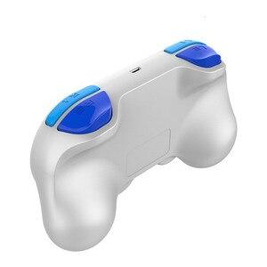 Image 2 - Nintend Công Tắc Mini Không Dây Nhỏ Gọn Tay Cầm Chơi Game Bluetooth Điều Khiển Chơi Game Cho Nintendos Switch NS Cho Game Tay Cầm W/Chức Năng NFC