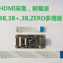ZERO HDMI Collection, HDMI to CSI, HDMI Input Support 1080p30