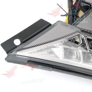 Image 5 - 오토바이 LED 미등 Aprilia RSV4 Tuono V4 용 통합 회전 신호 2010 2016 11 12 13 14 15