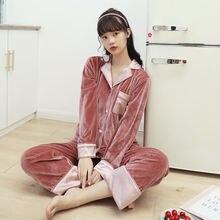Осенняя женская пижама повседневная Милая принцесса для студентов