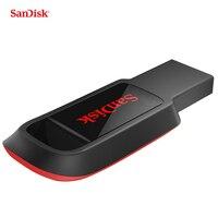 Original sandisk cz61 16 gb 32g 64 gb 128 gb de alta velocidade usb disco casa negócio mini carro móvel clássico usb flash drive