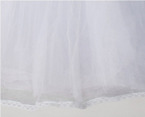 8-Layer Boneless Wedding Dress Crinoline Non-Steel Ring All Ying Wang Soft Sand Support Tutu Skirt Formal Dress Performance Pann
