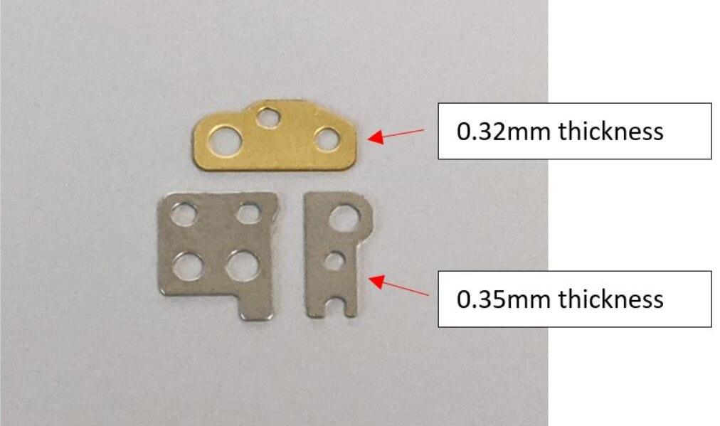 Sony ILCE-5100 A5100 CCD metall platte eisen rahmen