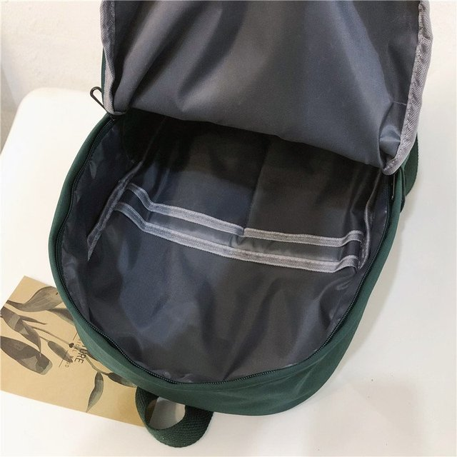 Waterproof Travel Backpack Bags and Wallets Unisex color: Black|Gray|Green|Red