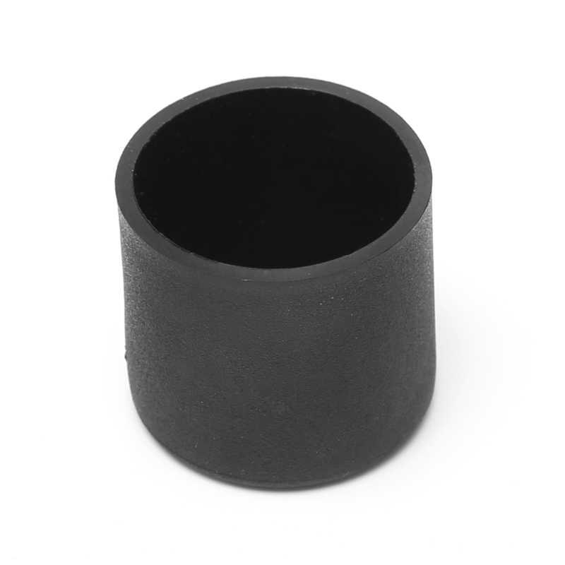 4x gumowe krzesło okucie odporne na zadrapania nóżki do mebli nogi ochraniacz na podłogę czapki 77UC