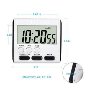 Kitchen Timer Alarm Clock Mult