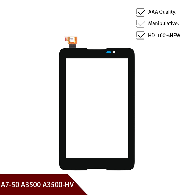7 inch New For Lenovo A7 50 A3500 A3500 F A3500 H A3500 HV Replacement Touch Screen Digitizer Glass Sensor +tools|Tablet LCDs & Panels| |  -