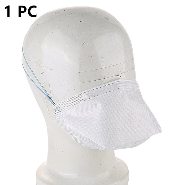 1PC/10PCS In Stock Disposable CE Certificate Mouth Face Mask Dust Protective Mask Anti flu Expedited delivery 4
