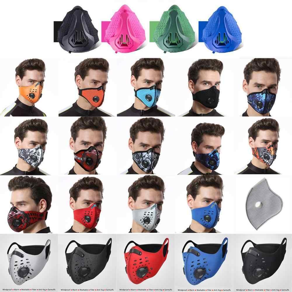 ROEGADYN hommes élévation/Crdio/masque d'entraînement d'endurance pour la course/entraînement/Fitness masque de Sport pour l'entraînement demi-visage masque d'entraînement