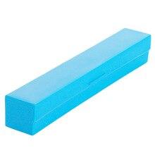 Пластиковая кухонная фольга и оберточная кулинарная пленка Диспенсер резак держатель для хранения(синий