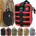 Camping Überleben First Aid Kit Tasche Military Taktische Medizinische Taille PackEmergency Outdoor Reise Camping Oxford Tuch Molle tasche