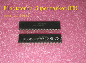 Image 1 - Free Shipping 50pcs/lots TLC5940NT  TLC5940  DIP 28  New original  IC In stock!