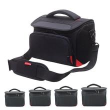 Caso DSLR Saco Da Câmera Para Nikon D3100 D5200 D5100 D7500 D7200 D7100 D7000 P900 J5 L840 S9900 P7800 P340