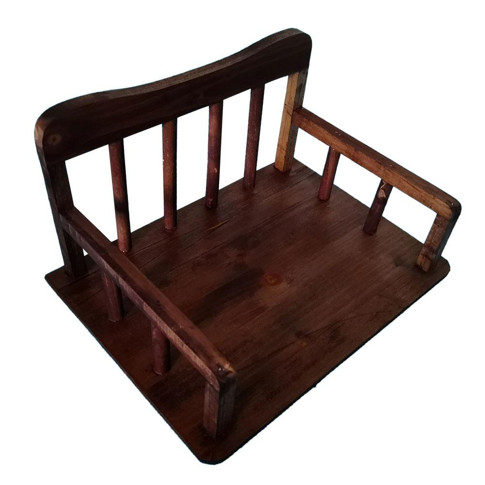 Newborn Photography Props Baby Photography Bed Baby Photo Small Wooden Bed Posing Baby Photography Shooting Props Baby Bed