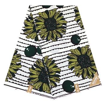 real wax ankara african fabric print original 2020 high quality tissue 100% cotton