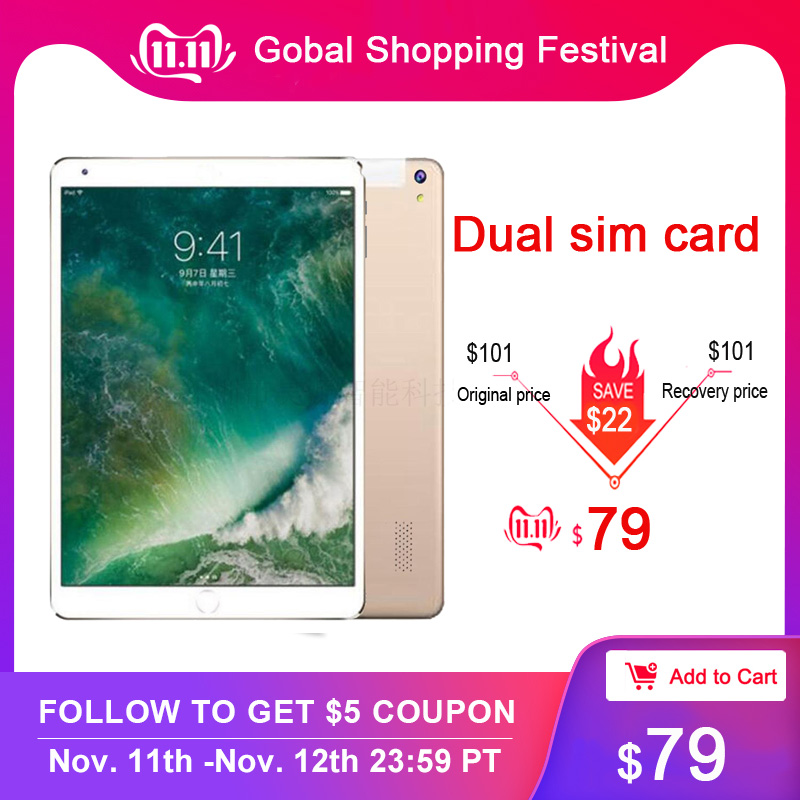 """Free Shipping 9.7 Inch Android Tablet 4G Phone Call Tablet Pc 9.7 Inch GPS Tablets 9.7"""" For Gift Wifi Bluetooth"""