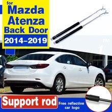 Задние дверные Багажники для mazda atenza 2014 2019 подставка
