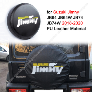 """Image 1 - Spare Wheel Cover Car Tire Cover for Suzuki Jimny JB23JB43JB64JB74 14"""" 15"""" Inch Protective Cover car accessories for2012 ~2019 +"""