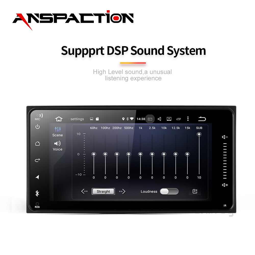 PX30 четырехъядерный android 9,0 Автомобильная dvd-навигационная система для Toyota Avalon AVanza Celica camry corolla Автомобильный радиопроигрыватель