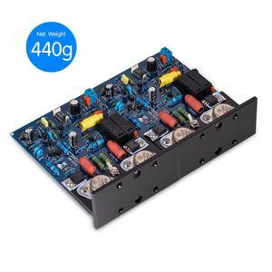 Image 5 - Nobsound hi fi 2 pcs 파워 앰프 보드 quad405 알루미늄 각도의 2.0 채널 앰프 보드 mj15024
