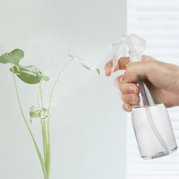 2020 200ML Transparent Plastic Spray Bottle Makeup Moisture Atomizer Pot Fine Mist Sprayer Bottles Hair Hairdressing Tools