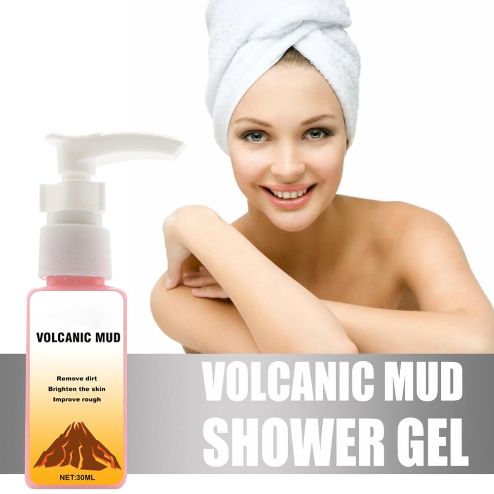 Ambitious Shower Whitening Moisturizing Body Bath Cream Volcanic Mud Body Wash For Bathroom Hjl2019