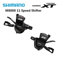 shimano Deore XT SL M8000 3x11 2x11 Speed Mountain Bike Bicycle Parts Right Shifter Shift Lever w/ Inner Cable MTB Bike Shifter