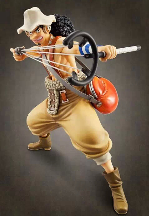Gravity Anime Garage Kit Toy Pop One Piece 2 after Spring Festival Black SOAP