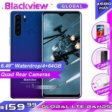 Blackview A80 Pro 6.49 Waterdrop 4GB + 64GB Smartphone Helio P25 Octa