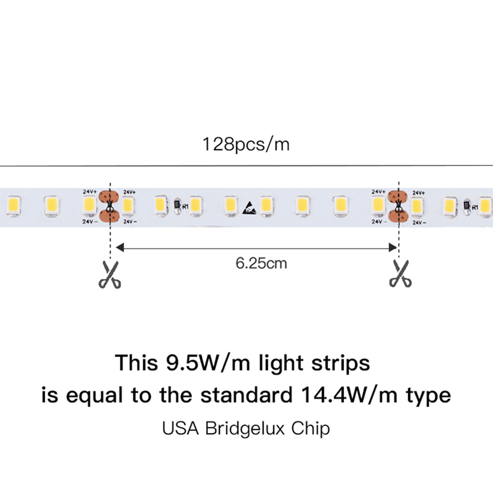 MR.XRZ 4m 8m 9.5W SMD Skyline Linear LED Bar Lights Creative Aluminum Profile Straight COB Line Lamps For Home Indoor Lighting 4