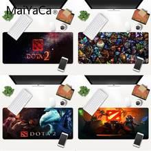 Игровой коврик для мыши dota 2 с логотипом xl большой фиксируемой