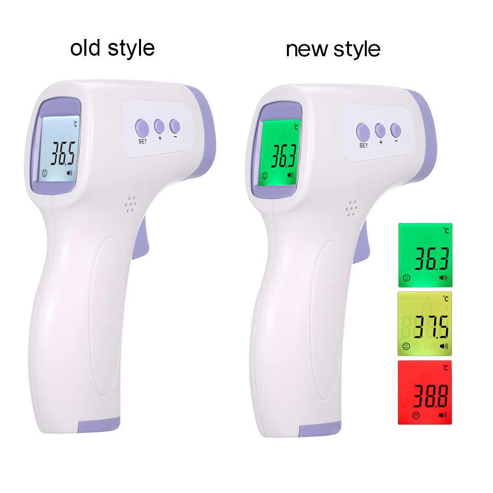 11 種類の非接触ir termometro infrarojoデジタル термометр инфракрасный 赤外線温度銃vip dropshipper