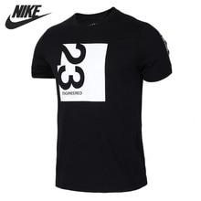 Original New Arrival NIKE SS CREW Men's T-shirts short sleeve Sportswear
