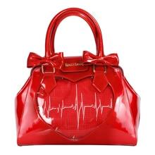 Female Bag Lolita-Bag Glowing Strawberry Summer Original Spring Transparent And Bow Reduction